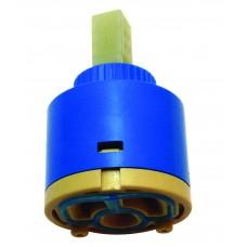 Картридж HANSBERG керамический 40 мм для монокомандного смесителя